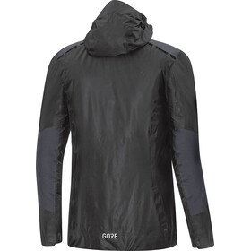 GORE WEAR H5 Gore-Tex Shakedry Isolierende Jacke Damen black/terra grey